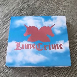 Lime Crime 10th Birthday Palette